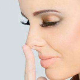 Безоперационная коррекция формы носа