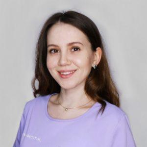 Резбаева Юлия Сергеевна